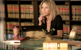Heather Locklear in Franklin and Bash Season 3 Finale