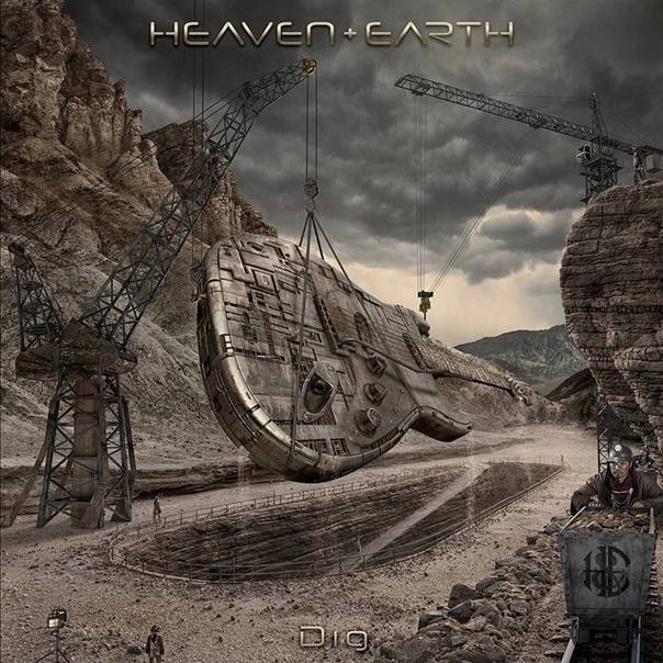 Heaven Earth Heaven & Earth Bring Back Classic Rock With Dig
