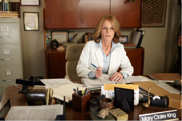 Helen Hunt in Decoding Annie Parker Uncover the Truth of Mortality While Decoding Annie Parker In Trailer