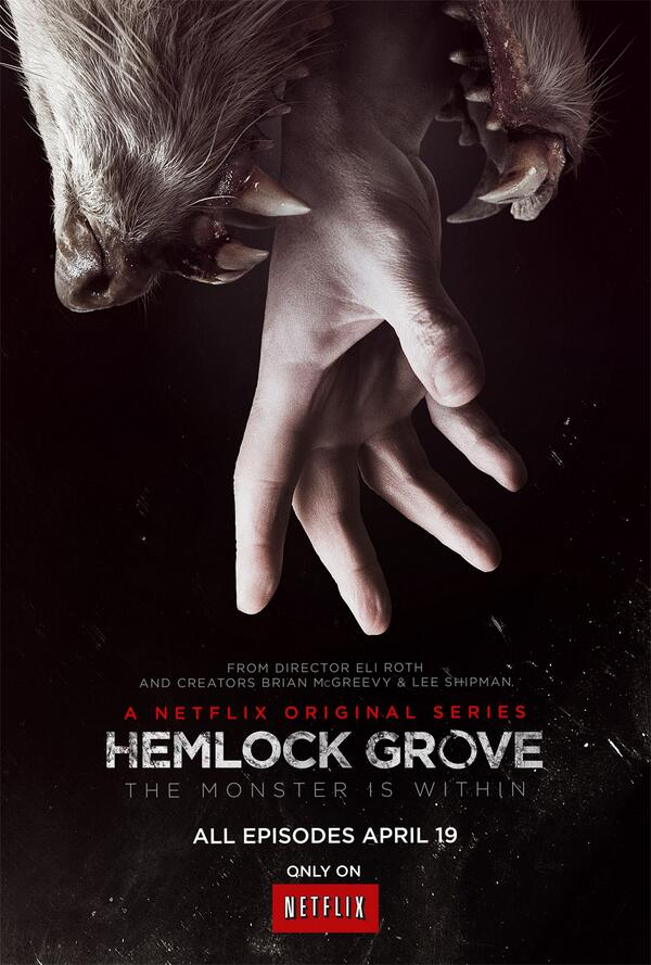 Hemlock Grove Season 1 Win A Hemlock Grove Prize Pack From ShockYa!