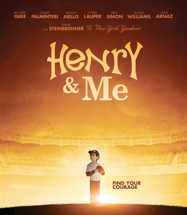 Henry and me poster Animated Film Henry & Me To Premiere at Ziegfeld Theatre