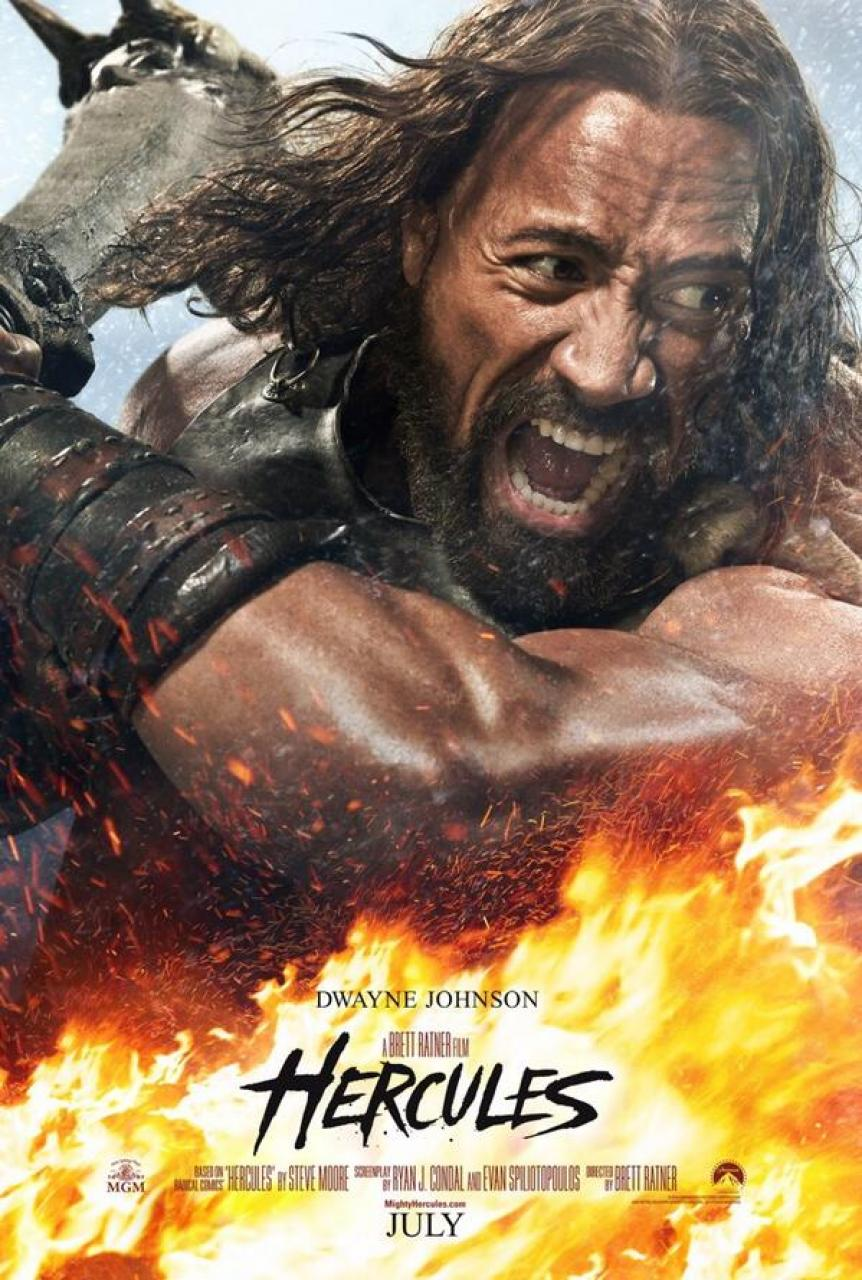 Hercules Shows His Strength in Television Spot Filled with New Footage Hercules Shows His Strength in TV Spot Filled with New Footage