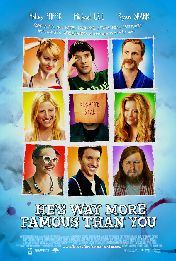 Hes Way More Famous Than You Poster New Poster For He's Way More Famous Than You Full Of Famous Faces