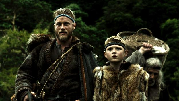 History Vikings Check Out New Clips From Historys Vikings