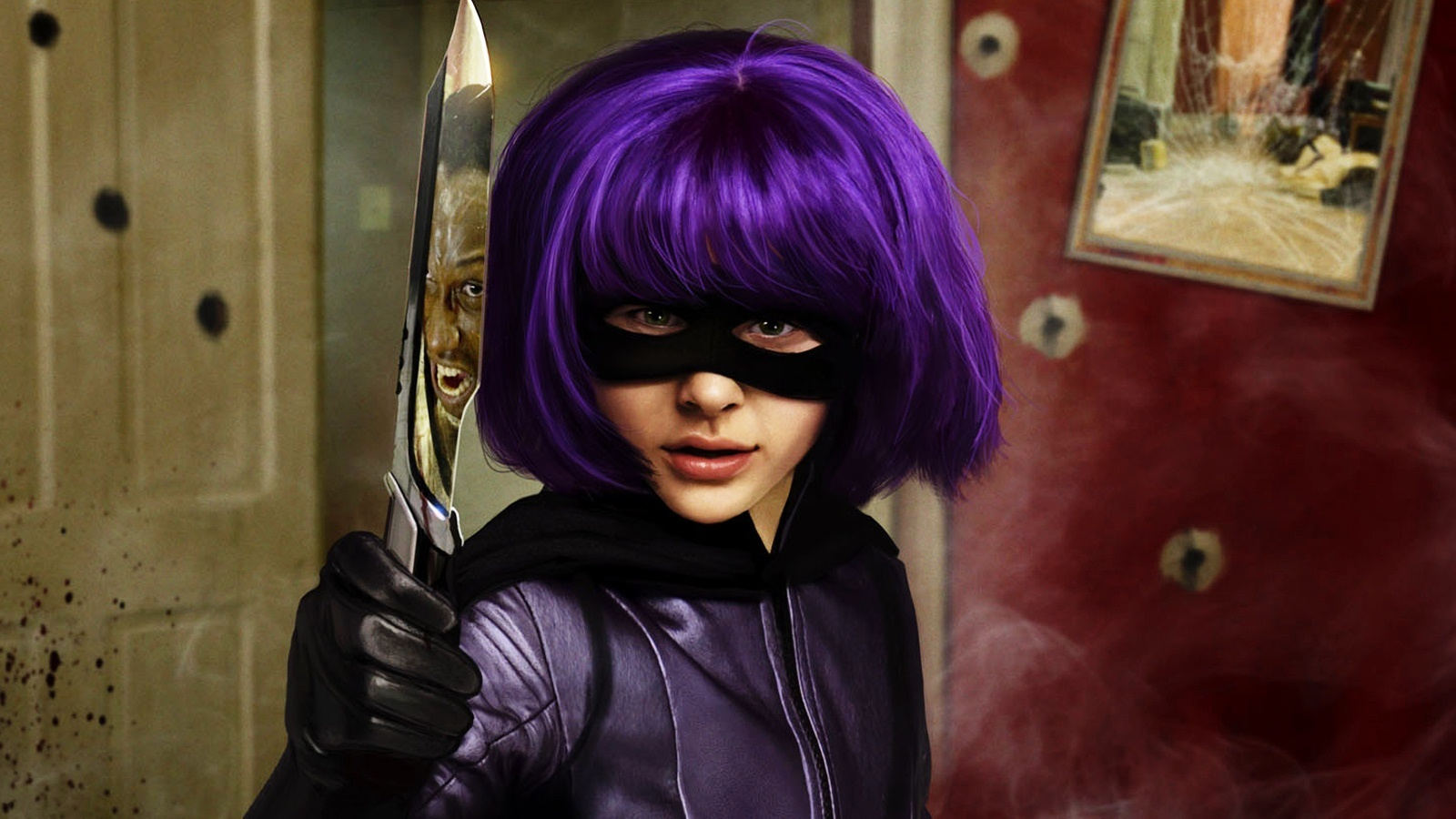 Hit Girl In Kick-Ass 2