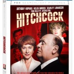 Hitchcock blu ray 150x150 You Will Meet A Tall Dark Stranger's Poster Is Beautiful In Its Simplicity