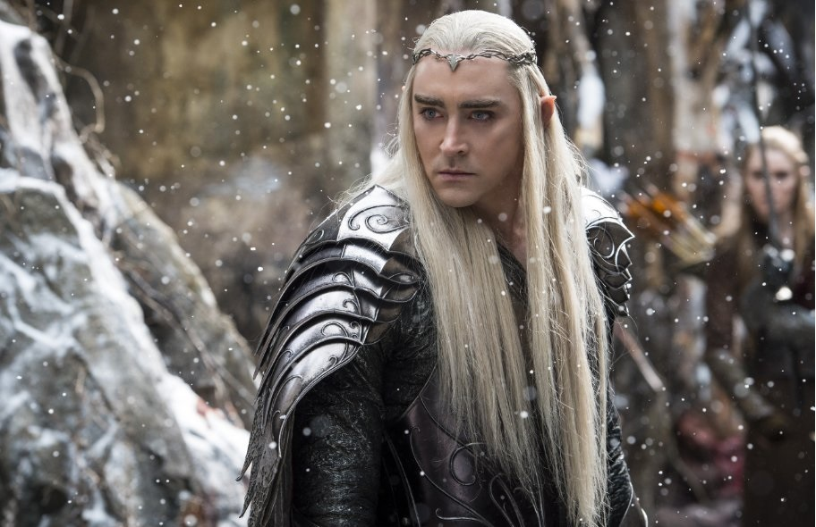 The Hobbit: The Battle of the Five Armies--Thranduil