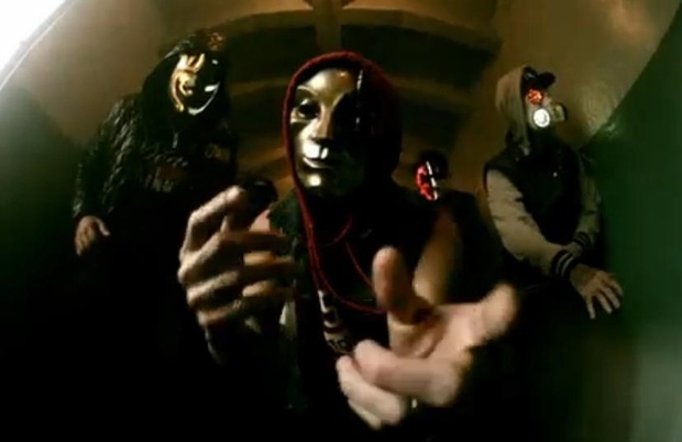 Hollywood Undead Let It All Out