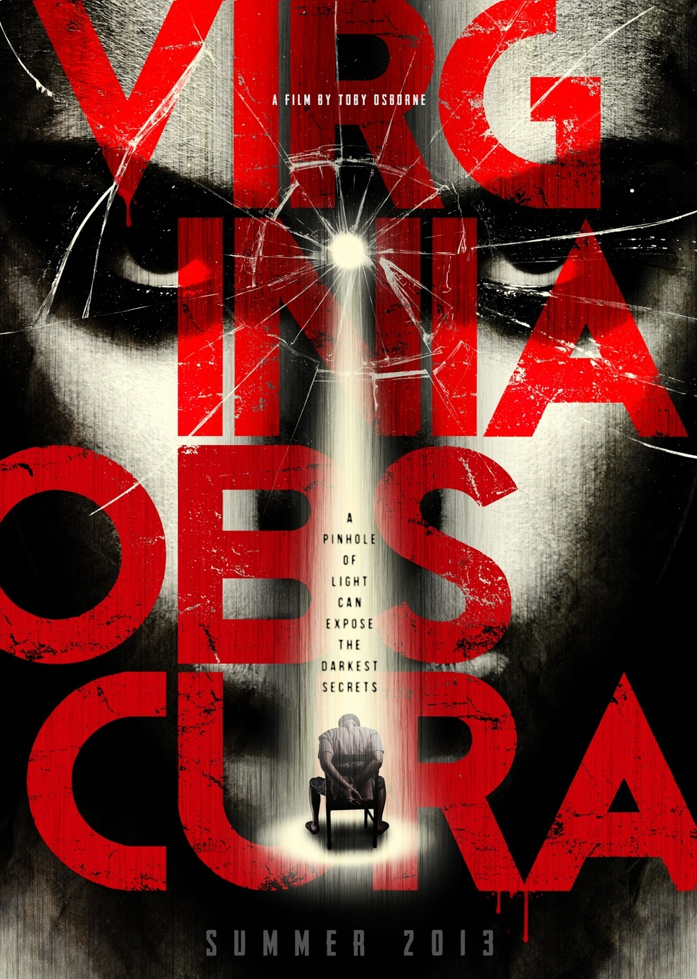 Horror Film Virginia Obscura Slashing Scares with Poster