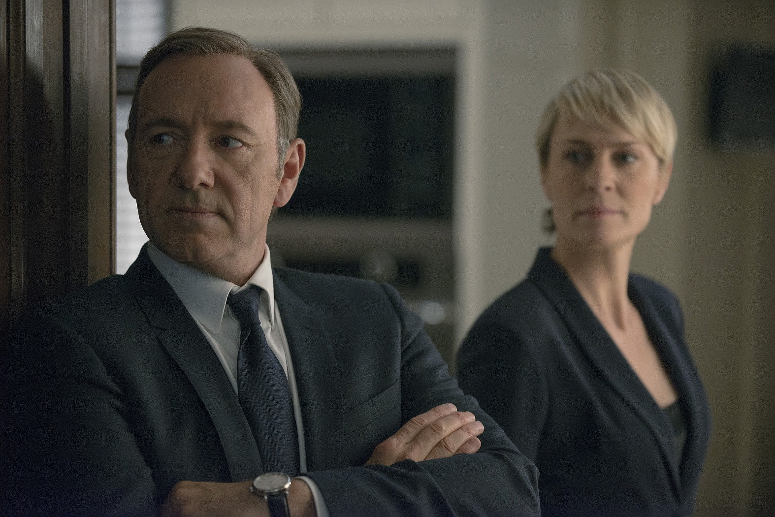 House Of Cards Season Two 4 See the Best of House of Cards Frank Underwood in Awesome Supercut