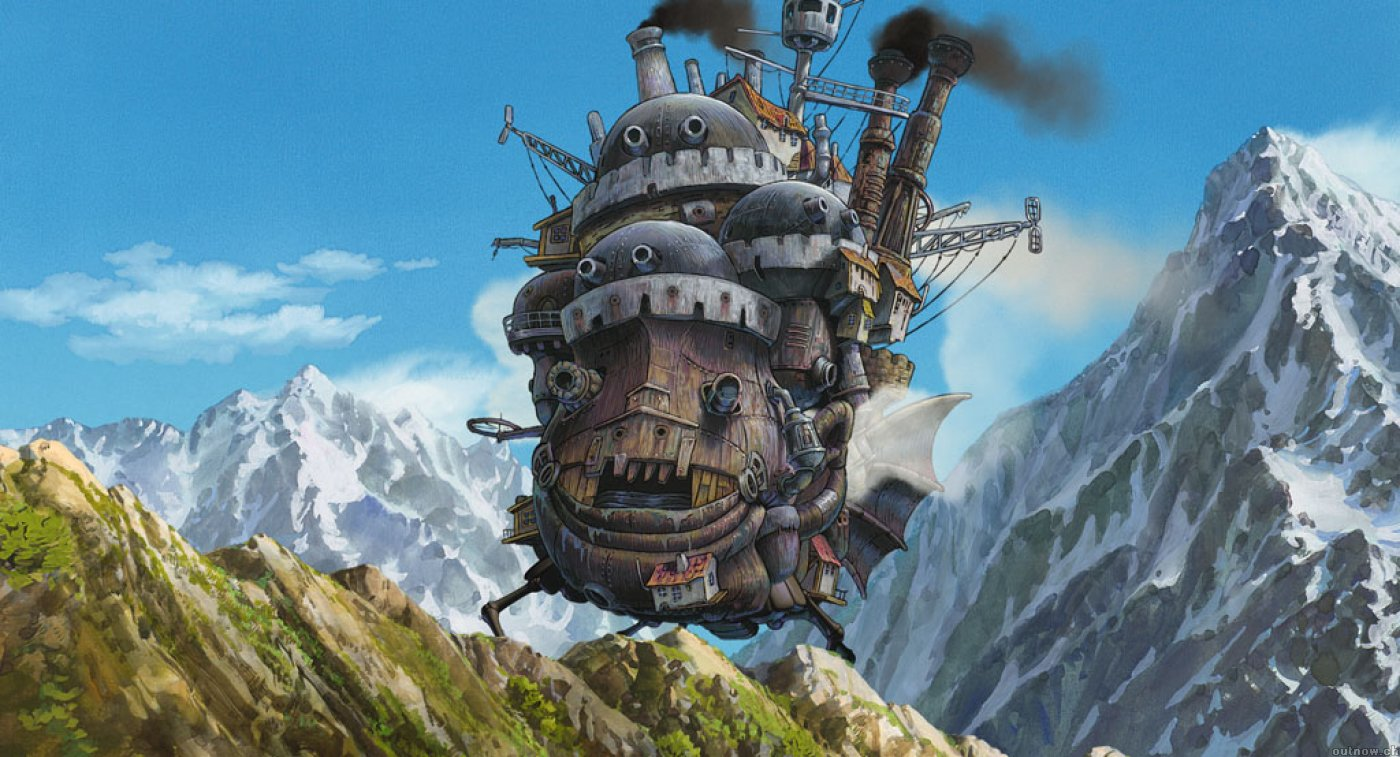 Howls Moving Castle Howls Moving Castle Blu ray Review