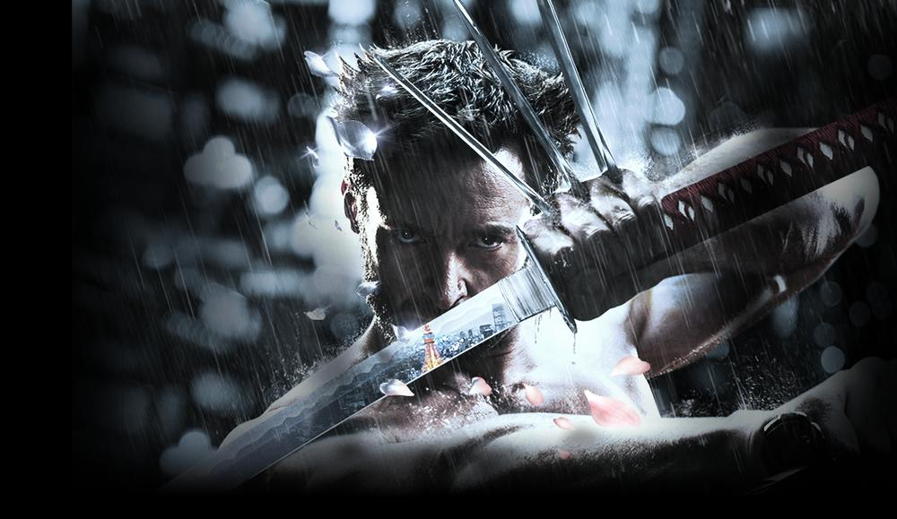 Hugh Jackman in The Wolverine Intense New Images From The Wolverine Released