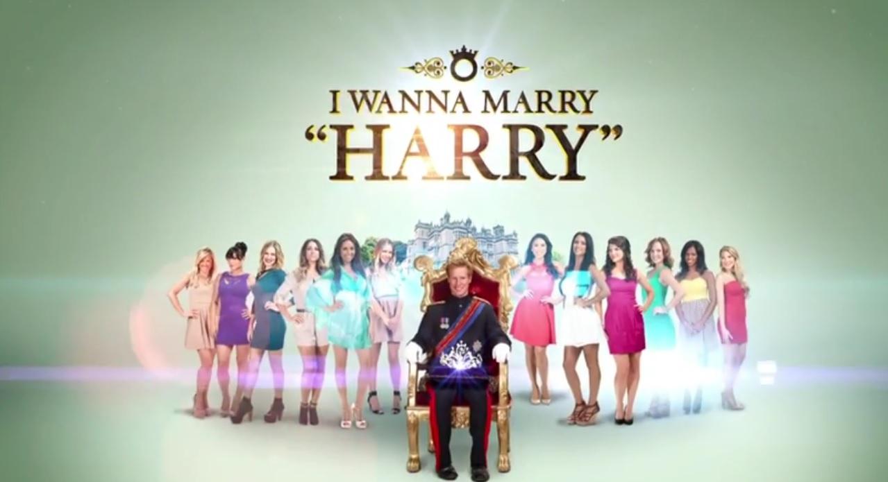 I Wanna Marry Harry Fox Debuts Promo for Awesome Prank of a Reality Show, I Wanna Marry Harry