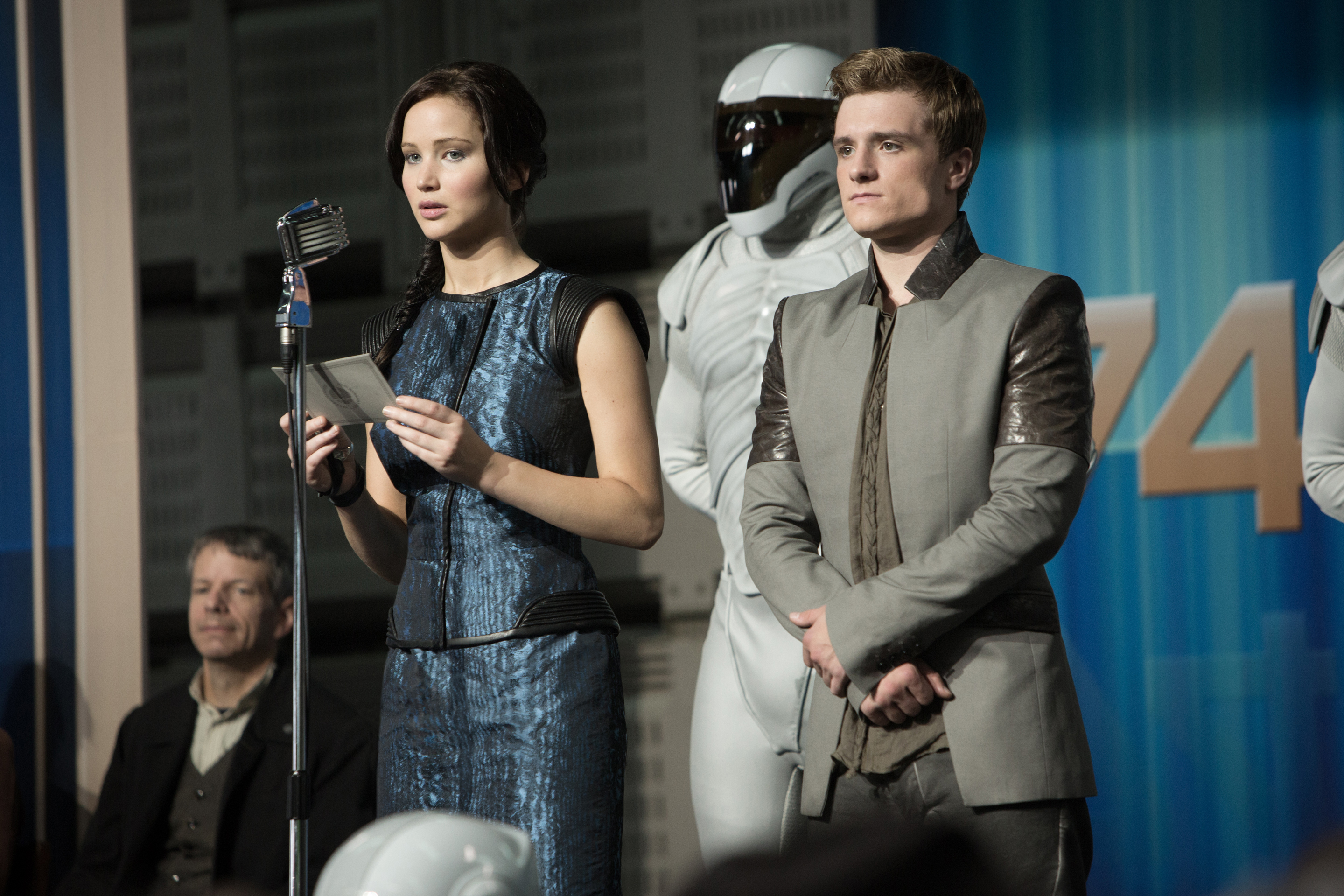 The Hunger Games Catching Fire First Look 2