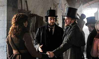 Photo from the young Karl Marx.