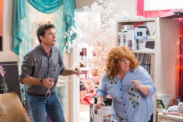 Identity Thief Box Office Report: Snitch cant catch Identity Thief
