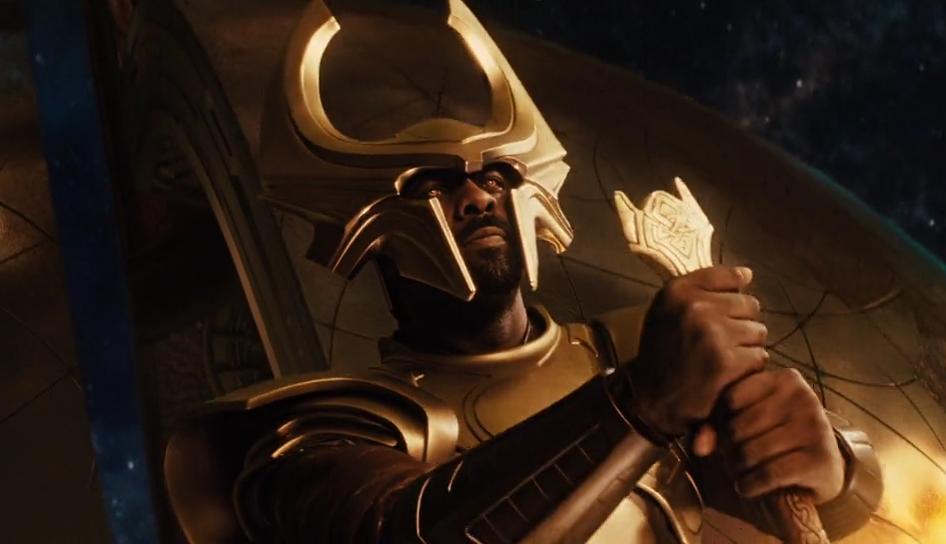 Idris Elba Thor The Dark World