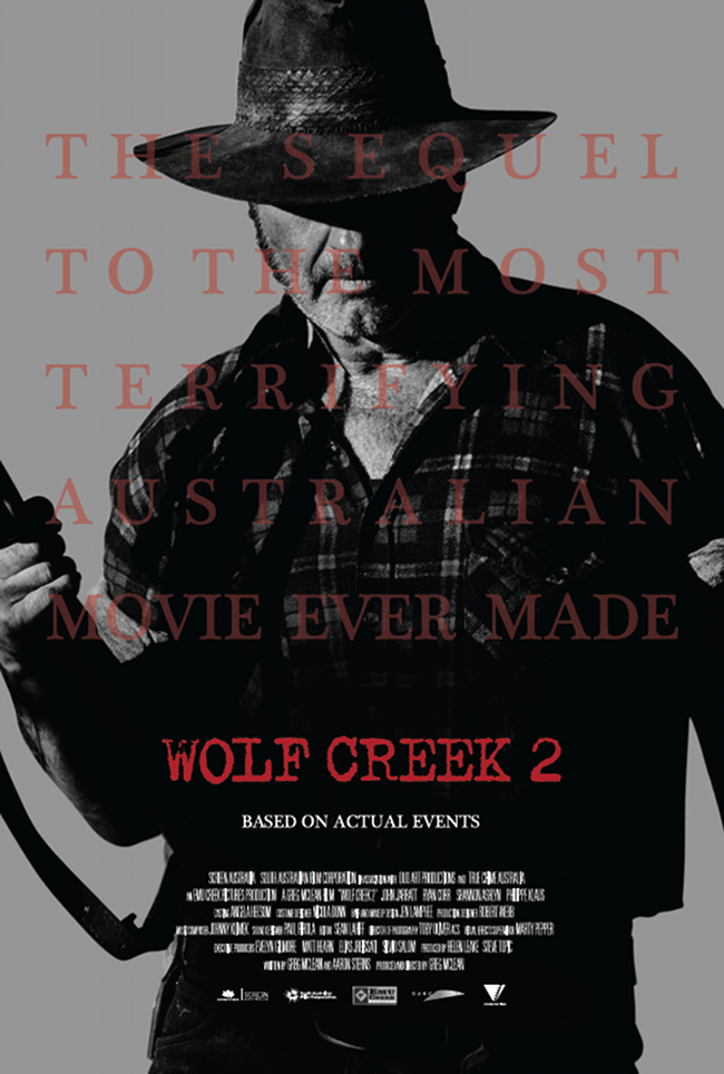 Image Entertainment Acquires Wolf Creek 2 at American Film Market