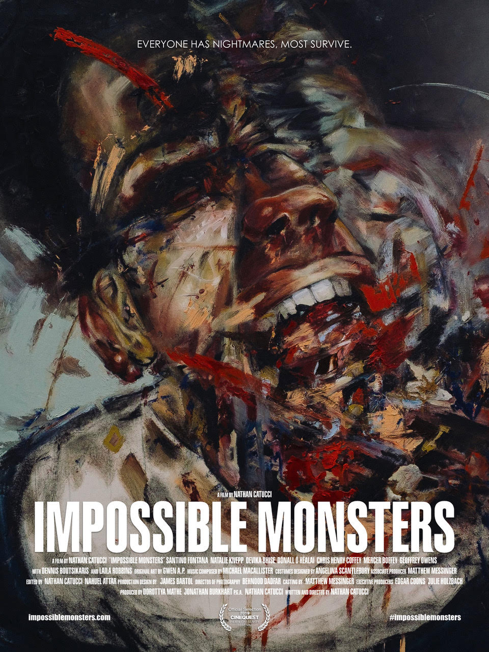 ShockYa Exclusively Premieres 'Impossible Monsters' Official Trailer