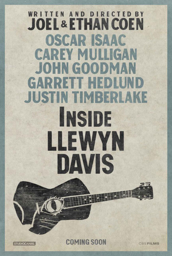 Inside Llewyn Davis Poster Inside Llewyn Davis Movie Review
