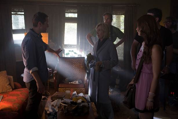Insidious: Chapter 3 Begins Production and Offers First Look Set Photo