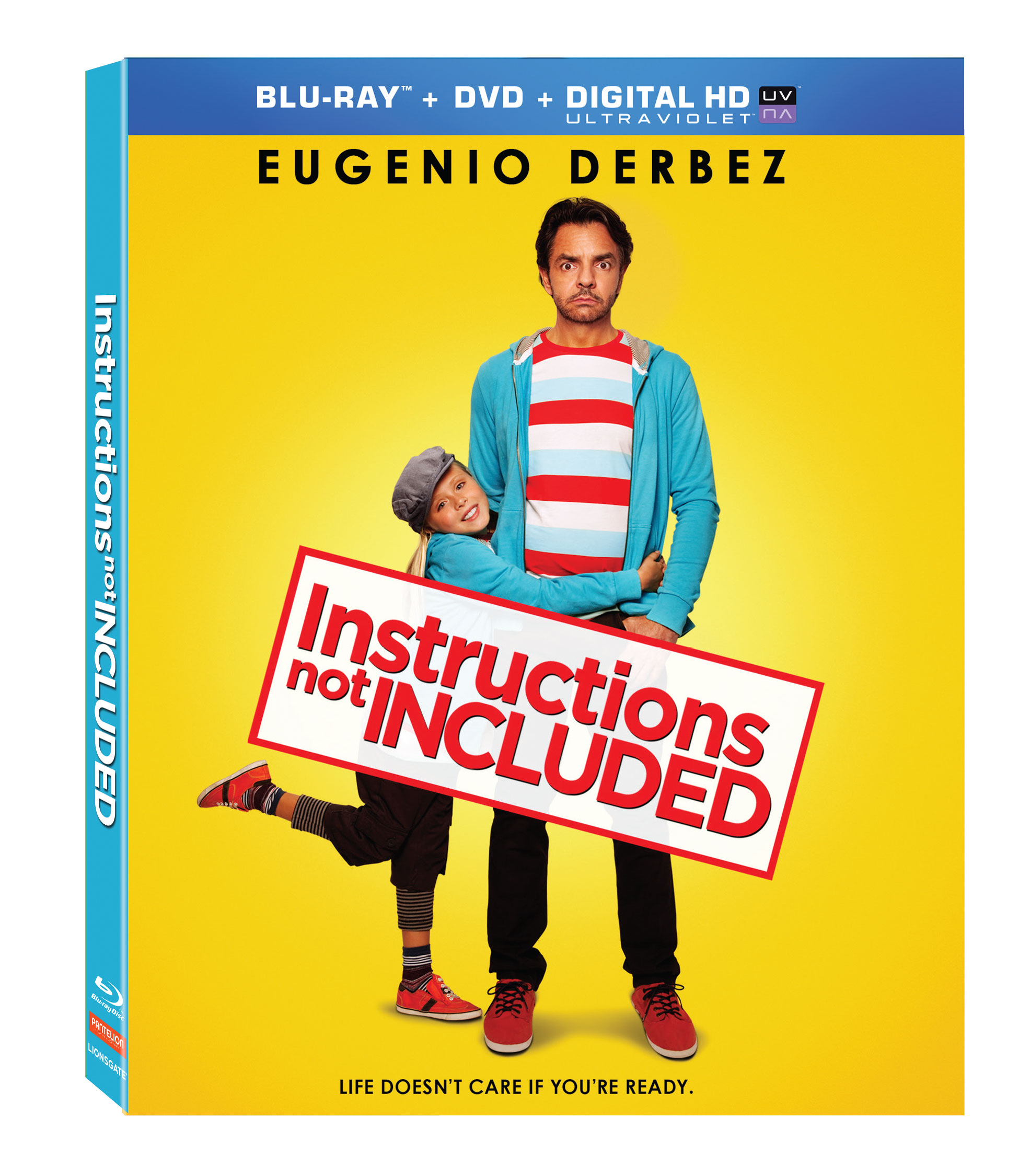 Instructions BDskew Ocard Exclusive: Eugenio Derbez and Loreto Peralta Talk Their Favorite Scenes in Instructions Not Included