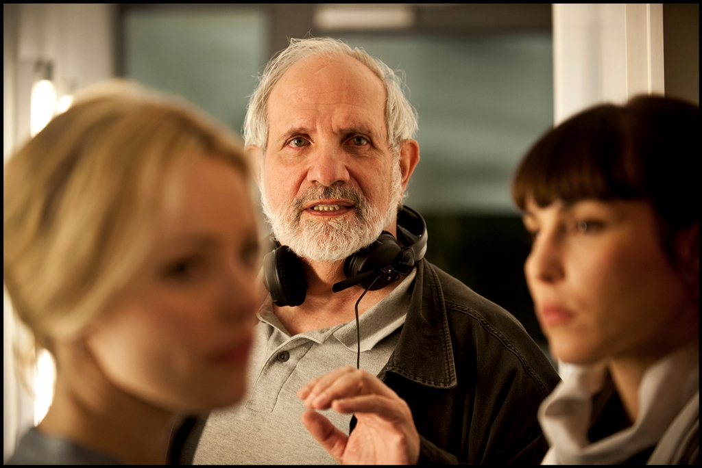 Interview Brian De Palma Talks Passion Interview: Brian De Palma Talks Passion