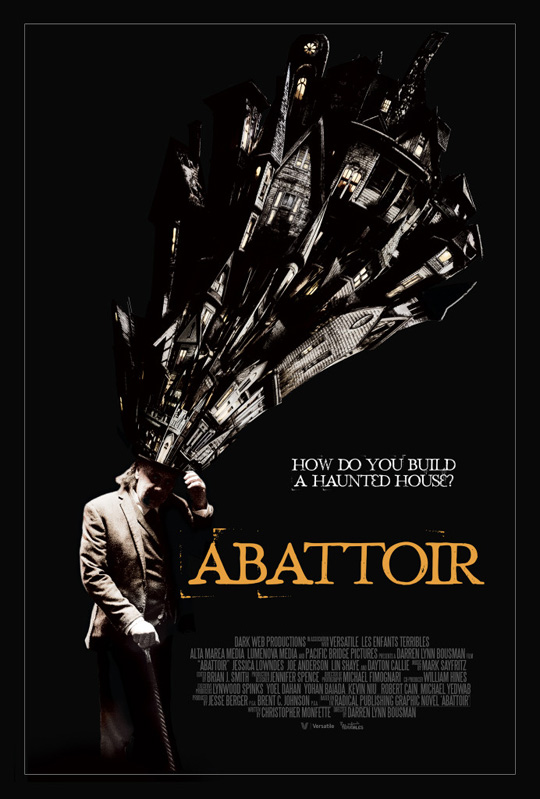 Interview Darren Lynn Bousman Talks Abattoir