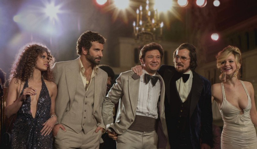Interview Eric Singer Talks American Hustle Interview: Eric Singer Talks American Hustle