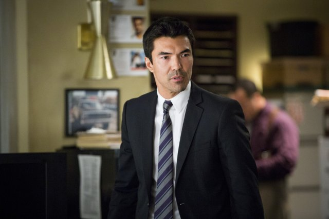 Interview Ian Anthony Dale Talks Murder in the First Interview: Ian Anthony Dale Talks Murder in the First
