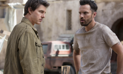 Jake Johnson Talks The Mummy