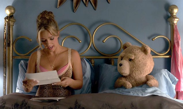 Interview: Jessica Barth Talks Ted 2 (Exclusive)