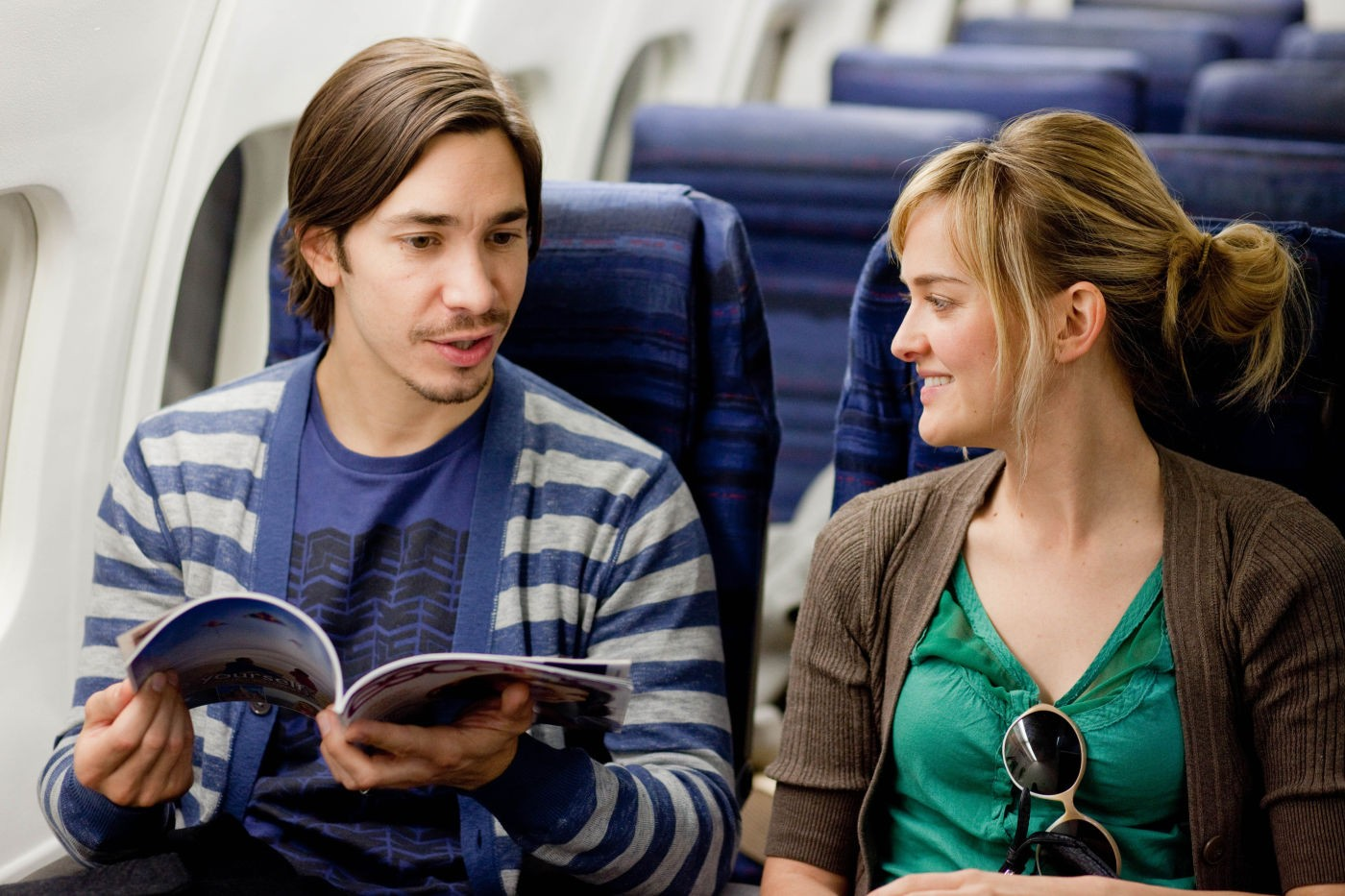 Interview Justin Long Talks Best Man Down And A Case Of You