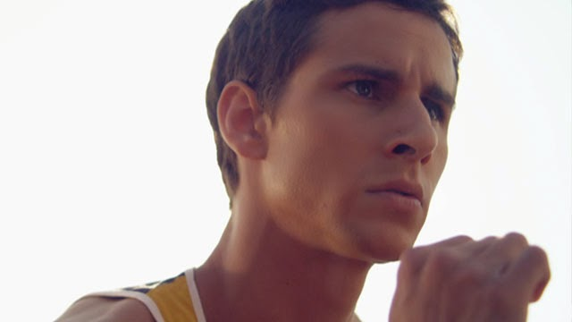 Interview Kelly Blatz Talks 4 Minute Mile Film Interview: Kelly Blatz Talks 4 Minute Mile