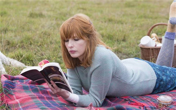 Interview Kelly Reilly Talks Calvary Interview: Kelly Reilly Talks Calvary