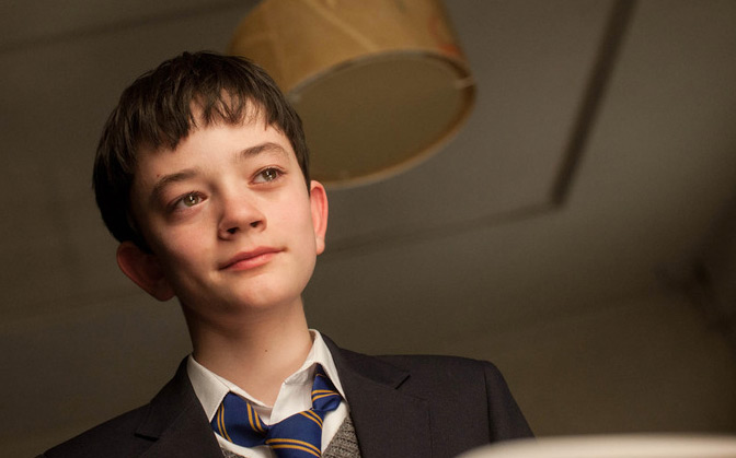 Interview: Lewis MacDougall Talks A Monster Calls (Exclusive)
