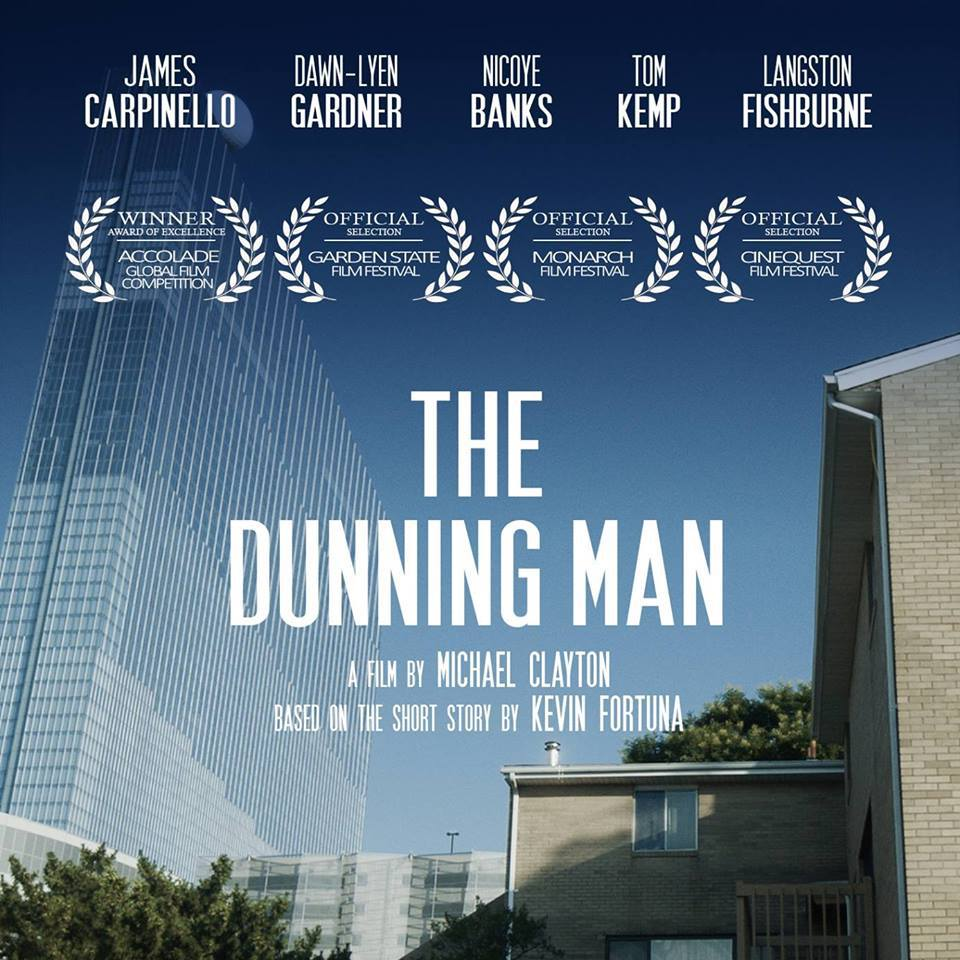Michael Clayton and Kevin Fortuna Talk The Dunning Man (Exclusive)