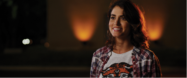 Interview: Nikki Reed Talks Intramural (Tribeca Film Festival)