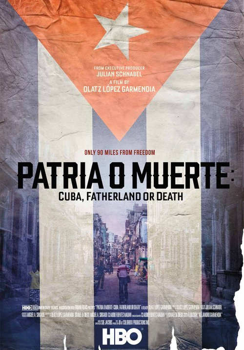 Interview: Olatz López Garmendia Talks Patria o Muerte: Cuba, Fatherland or Death