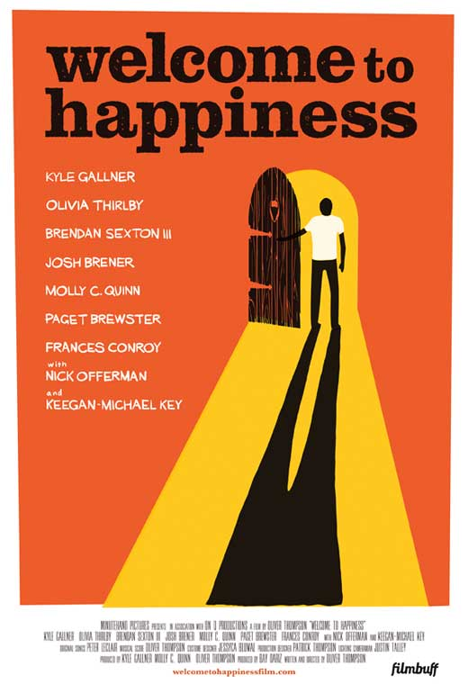 Interview: Oliver Thompson Talks Welcome to Happiness (Exclusive)