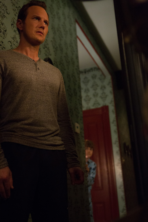 Interview: Patrick Wilson Talks Insidious: Chapter 2