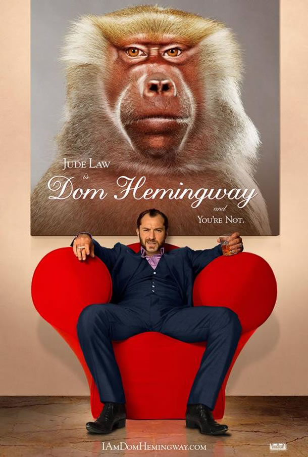 Interview Richard Shepard Talks Dom Hemingway Interview: Richard Shepard Talks Dom Hemingway