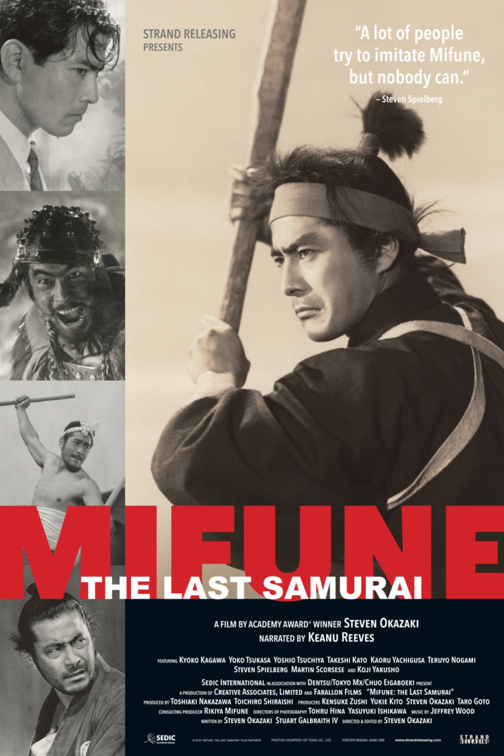 Interview: Steven Okazaki Talks Mifune: The Last Samurai (Exclusive)