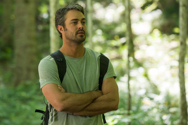 Interview Taylor Kinney Talks The Forest (Exclusive)