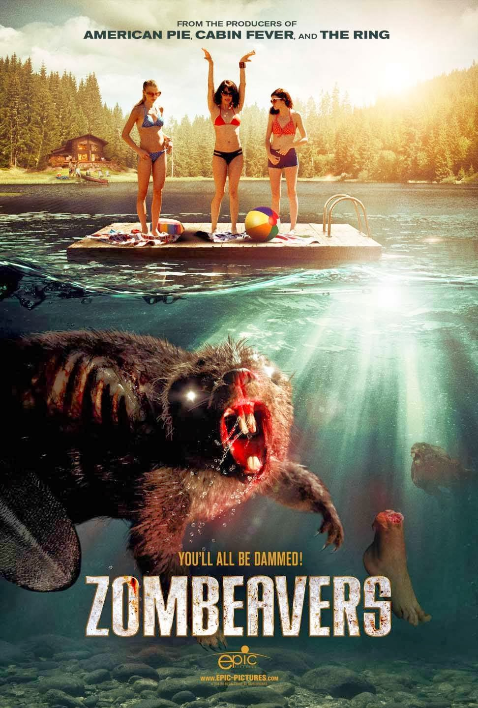 Interview The Cast and Crew Talk Zombeavers Tribeca Film Festival Interview: The Cast and Crew Talk Zombeavers (Tribeca Film Festival)