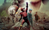 SXSW 2015 Interview: Turbo Kid's Yoann-Karl Whissell, Anouk Whissell and François Simard
