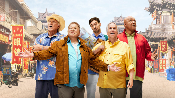 Interview: William Shatner and Terry Bradshaw Talk Better Late Than Never