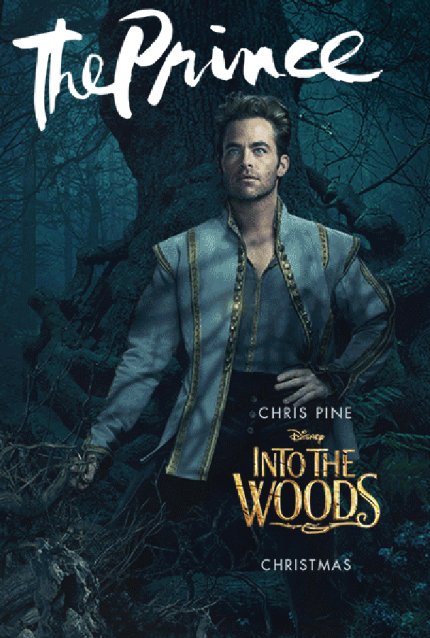 Into the Woods The Prince