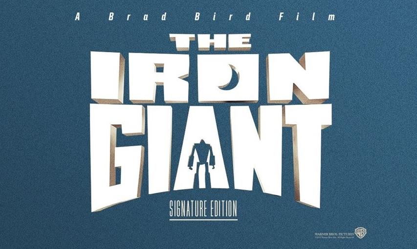 The Iron Giant: Signature Edition