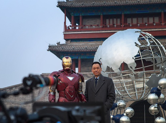 Iron Man 3 China Trailer New International Iron Man 3 Trailer Drops